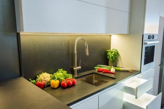 Ausstellungs Küche vom Tischler - Tischlerei Buchsteiner im Pongau / Salzburg