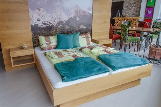 Austellungsstücke - Möbel Abverkauf - Tischlerei - Bett