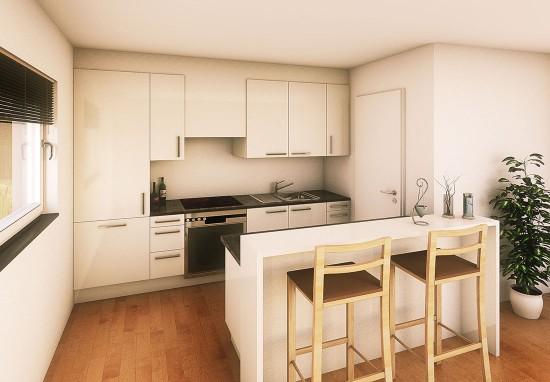 Planungen Küche Tischlerei Salzburg Flachau