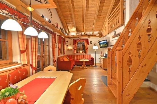 Tischlerei Flachau Chalet Berghof