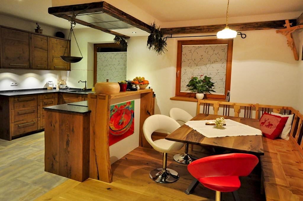 Küche vom Tischler - Tischlerei in Salzburg - Alois Buchsteiner