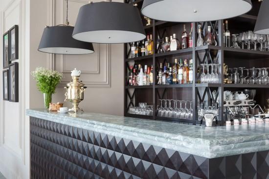 Tischlerei Salzburg Restaurant Moskau