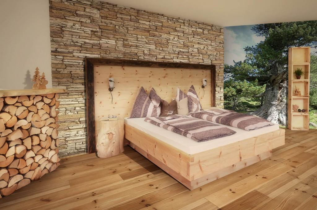 Individuelle Zimmer Modern Rustikal Landlich